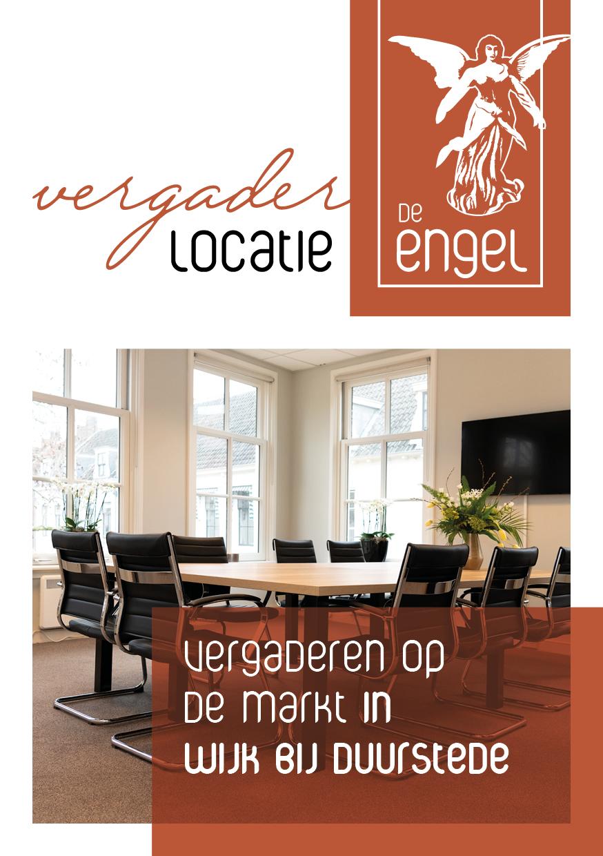 Impressie foto vergaderzaal De Engel Wijk bij Duurstede